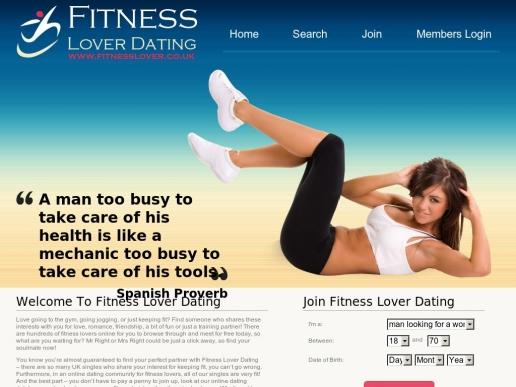 fitnesslover.co.uk thumbnail