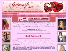 getawife.net thumbnail
