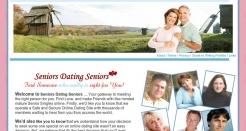 seniorsdatingseniors.com thumbnail