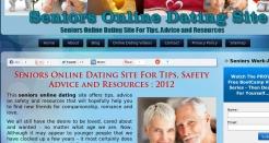 seniorsonlinedatingsite.com thumbnail