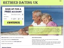retireddatinguk.co.uk thumbnail