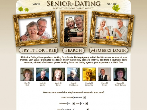 senior-dating.org.uk thumbnail