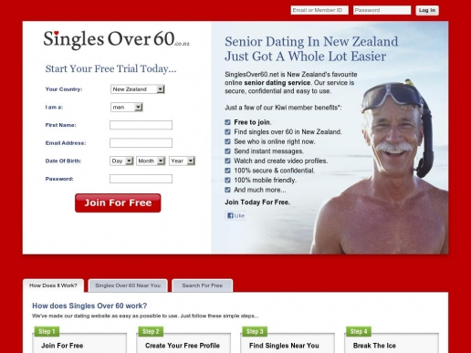 singlesover60.co.nz thumbnail