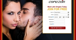 Corazon.com thumbnail