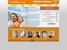 deafmeet.org thumbnail