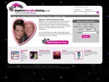 biggirlsparadisedating.co.uk thumbnail