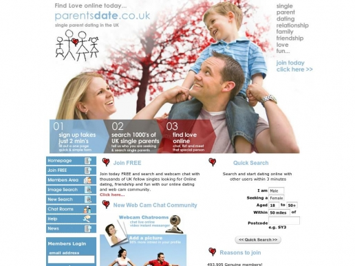 parentsdate.co.uk thumbnail
