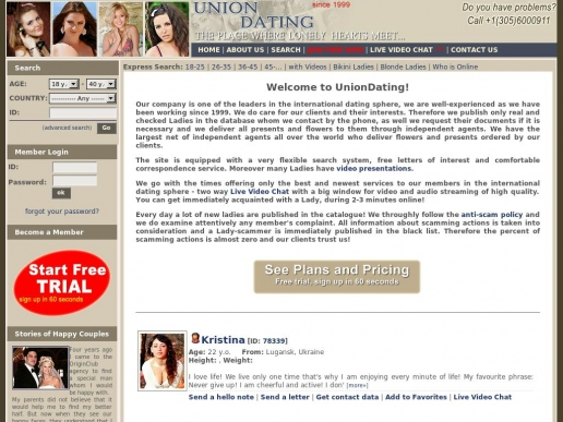 uniondating.org thumbnail