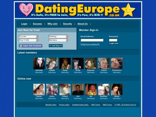 datingeurope.co.uk thumbnail