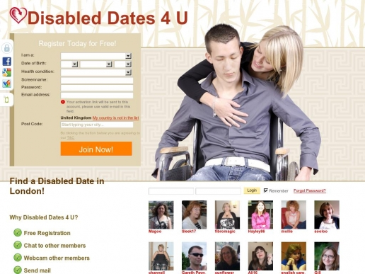 disableddates4u.co.uk thumbnail