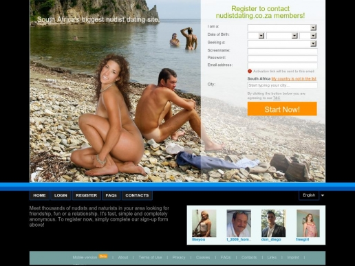 nudistdating.co.za thumbnail