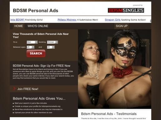 bdsmpersonalads.org thumbnail