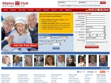 50plus-club.co.uk thumbnail