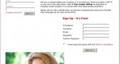 free-cougar-dating.com thumbnail