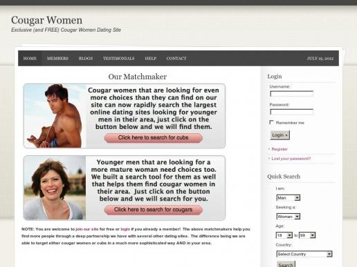 cougarwomen.net thumbnail