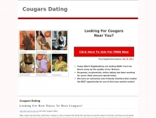 cougarsdating.us thumbnail