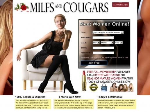 milfsandcougars.co.uk thumbnail