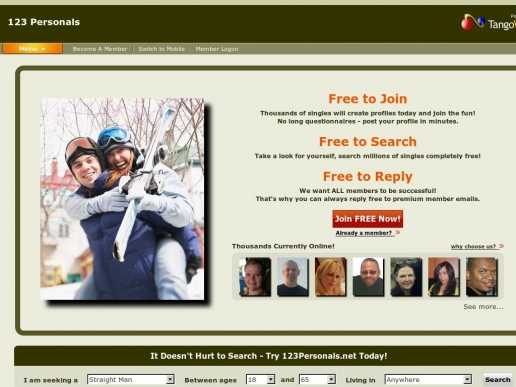 123personals.net thumbnail