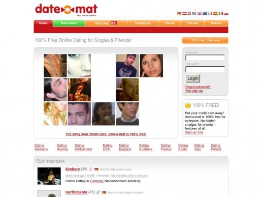 date-o-mat.co.uk thumbnail