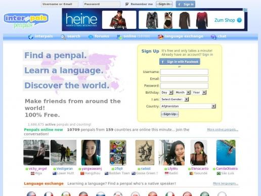 interpals.net thumbnail