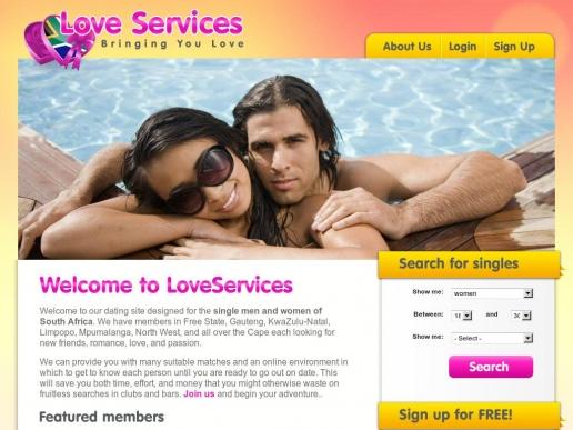 loveservices.co.za thumbnail