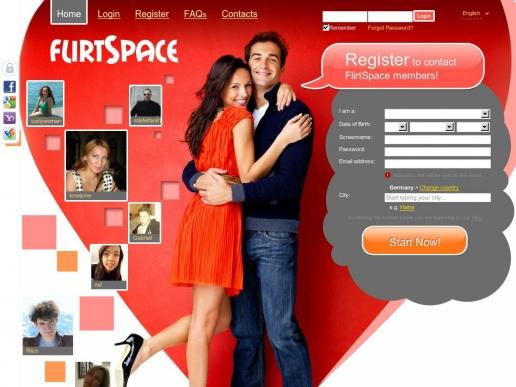 flirtspace.co.za thumbnail