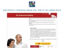 sainteracialdating.co.za thumbnail