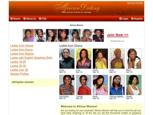 africanwomen.tk thumbnail