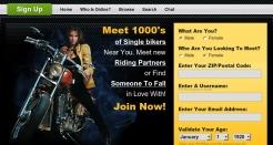 meetlocalbikers.com thumbnail