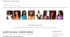 africanbride.org thumbnail