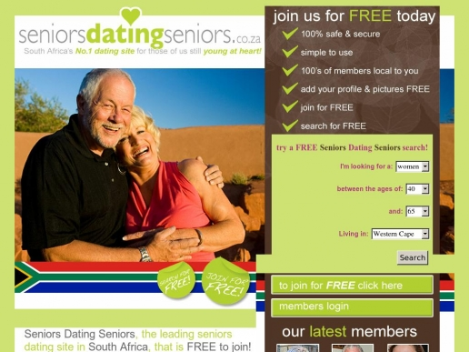 seniors-dating-seniors.co.za thumbnail