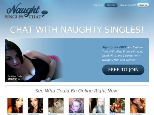 naughtysingleschat.net thumbnail