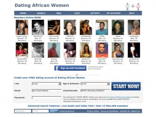datingafricanwomen.co.uk thumbnail