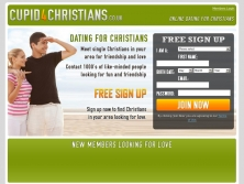 cupid4christians.co.uk thumbnail