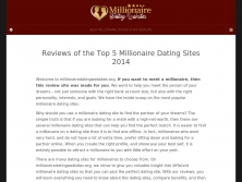 millionairedatingwebsites.org thumbnail