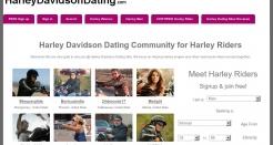 harleydavidsondating.com thumbnail