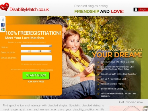 disabilitymatch.co.uk thumbnail