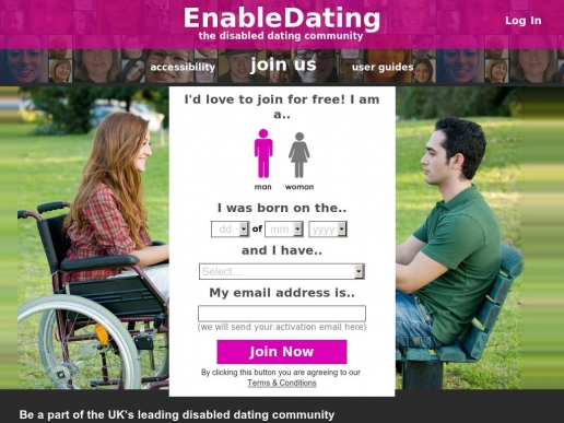 enabledating.co.uk thumbnail