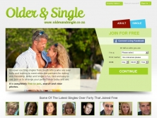 olderandsingle.co.za thumbnail