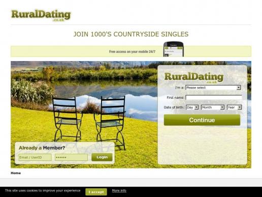 ruraldating.co.uk thumbnail