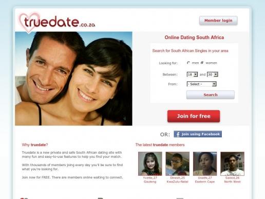truedate.co.za thumbnail