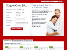 singlesover30.co.za thumbnail