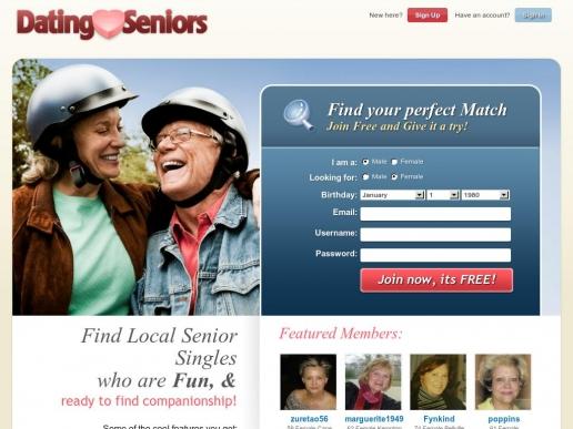 datingseniors.co.za thumbnail