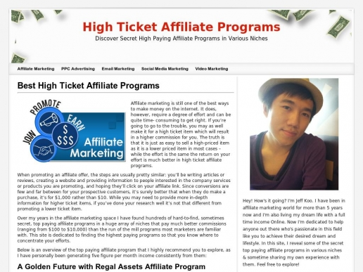 highticketaffiliateprograms.org thumbnail