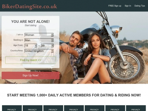 bikerdatingsite.co.uk thumbnail