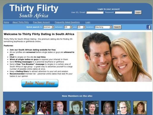30flirty.co.za thumbnail