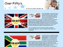 overfiftys.co.uk thumbnail