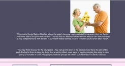 seniordatingmatches.com thumbnail