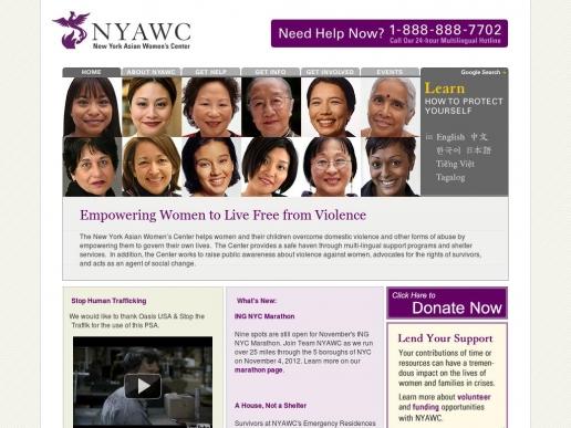 nyawc.org thumbnail