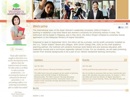 awluproject.org thumbnail
